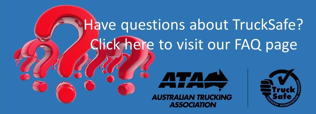 TruckSafe FAQ