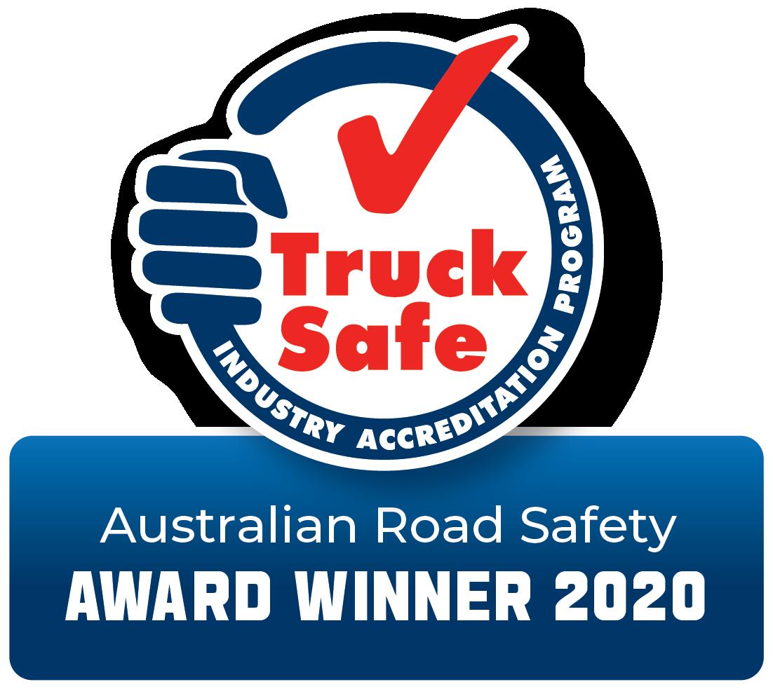 Australian Road Safety Award Winner